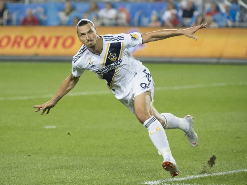 VIDEO: Los 18 goles de Zlatan con el Galaxy