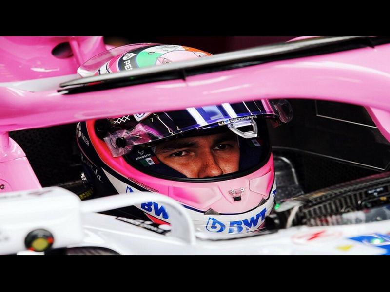 Clasificación de pesadilla para 'Checo' Pérez en el GP de Italia