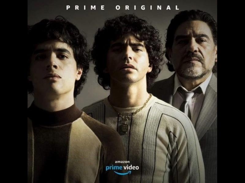 Serie de Maradona ya tiene reparto
