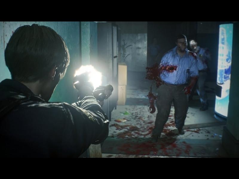 Video: Presentan trailer de Resident Evil 2