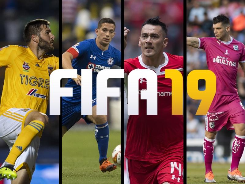FIFA 19: Los Mejores de la Liga MX