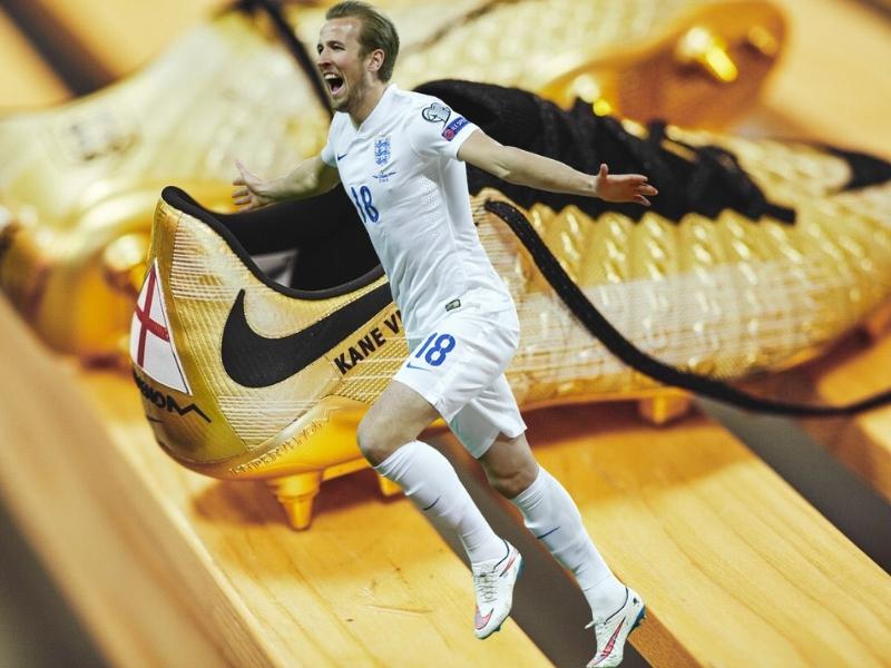 Botas de Oro para Harry Kane