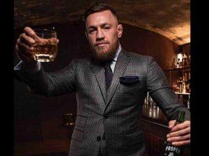 Conor McGregor lanza su propia marca de whisky