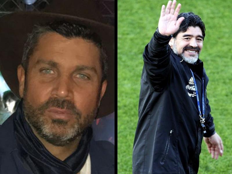 El hombre detrás de la llegada de Maradona a Dorados