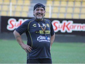 El Efecto 'dorado' de Maradona
