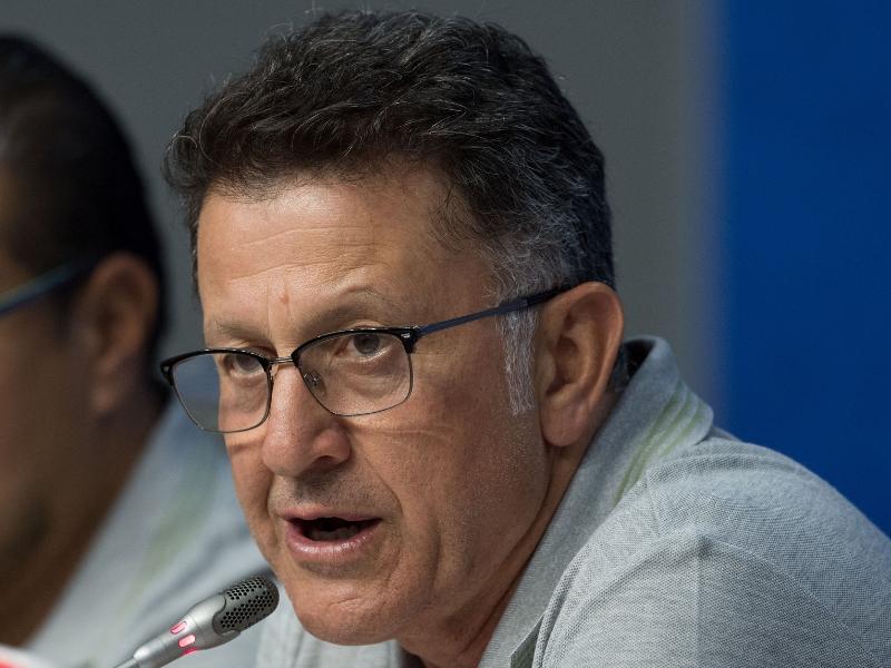 Osorio llama a 'mexicanos' en su nueva etapa