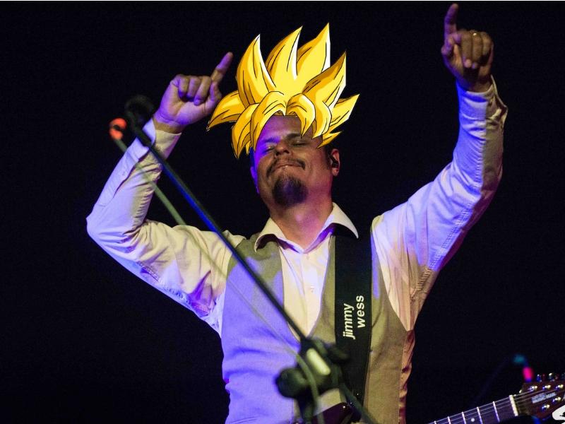 Trollean al cantante de San Pascualito Rey por Dragon Ball Super