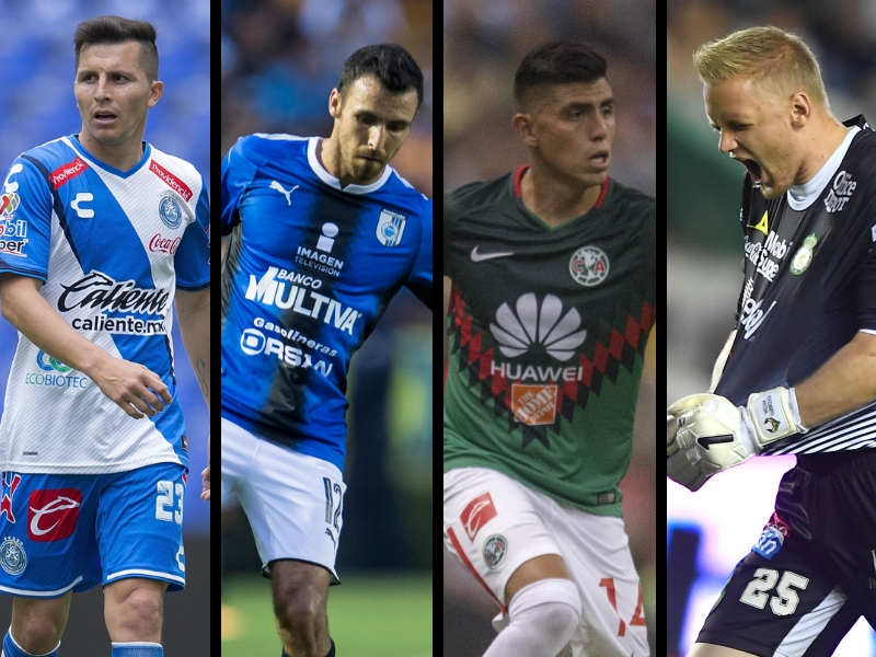 Jugadores mexicanos que prefirieron a Estados Unidos