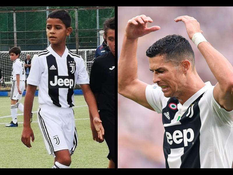 Llegaron los goles para Cristiano, aunque no para Ronaldo