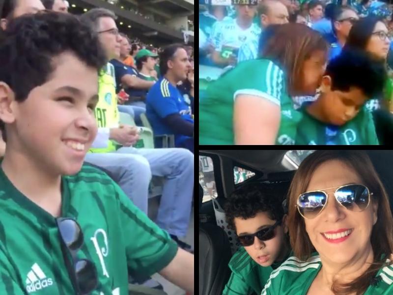 Video: El amor de una madre que se traslada al futbol
