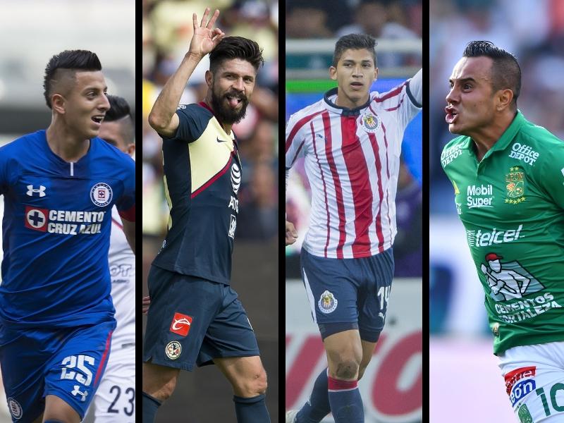 México domina la jornada 8 de la Liga MX