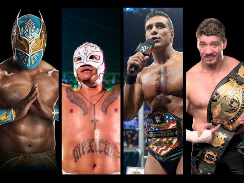 Los mexicanos que han brillado en la WWE