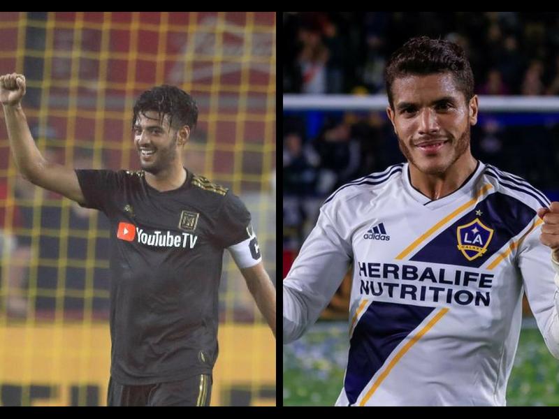 Vela y 'Jona' se lucen con golazos en la MLS