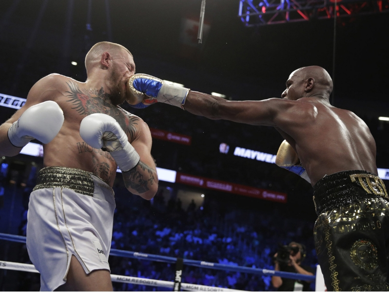 ¡Habrá revancha! 'Money' y McGregor se volverán a subir al ring