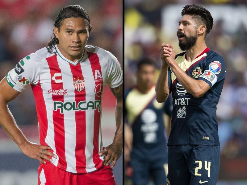 Los verdaderos goleadores mexicanos