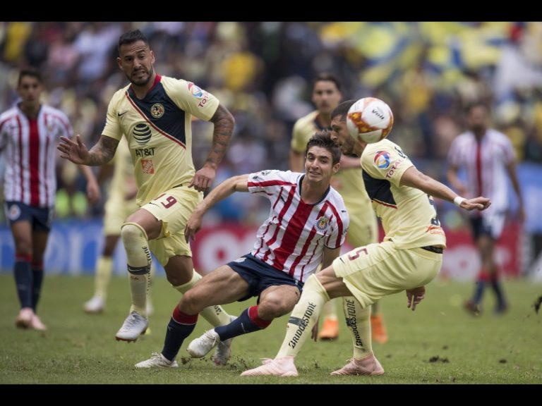 América vs Chivas, no te pierdas nuestro minuto a minuto