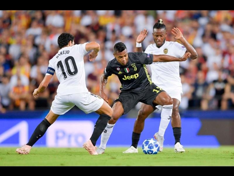 Juventus, sin Ronaldo, se llevó la victoria