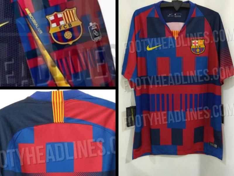 Filtran el uniforme más raro del Barça
