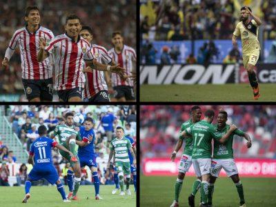 ¿Cuándo y dónde ver la jornada 10 del Apertura 2018?