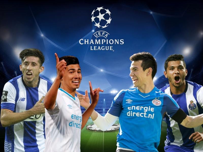 Champions League a la mexicana