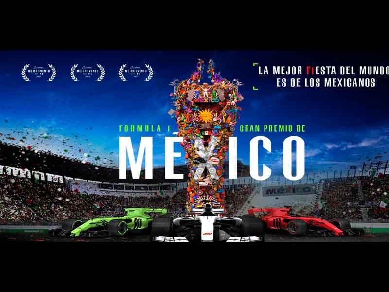 Confían en renovación del GP de México de F1