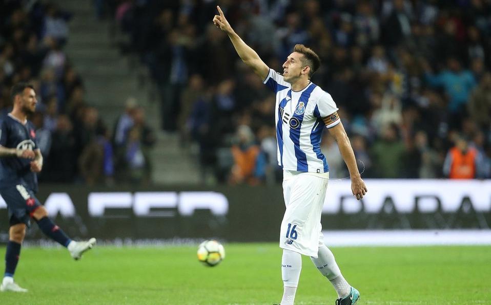 Herrera podría ser compañero de Cristiano Ronaldo