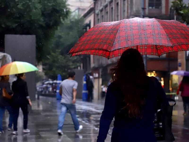App 911 informará si lloverá en CDMX con anticipación