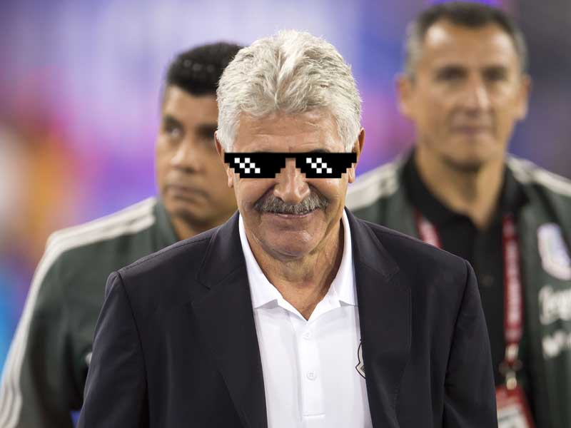 Tigres no soltará al 'Tuca' para dirigir al Tricolor