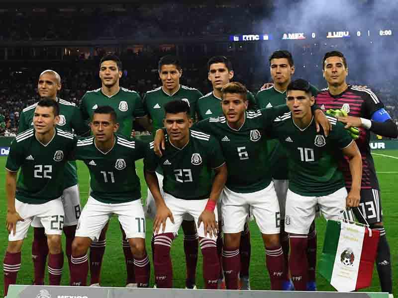 El Tri sí jugará en Monterrey pese a violencia