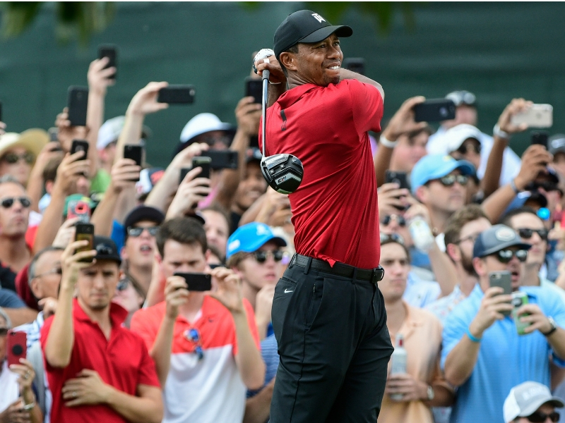 ¡Tiger Woods vendrá a México!