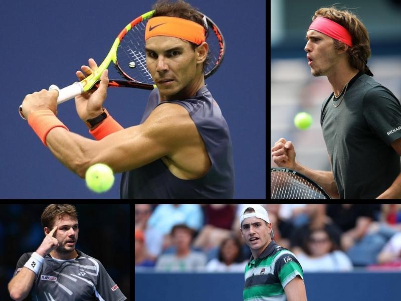 Nadal y tenistas de lujo confirman participación en AMT 2019