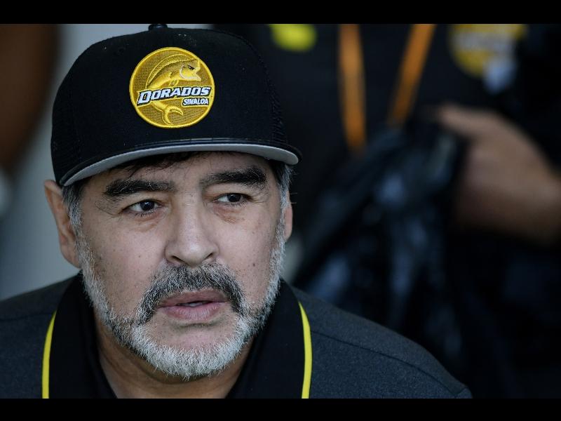 Maradona estalló contra la CONMEBOL