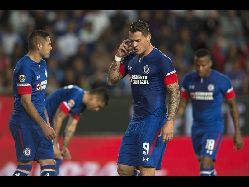 Cruz Azul sufre delicada baja vs Gallos