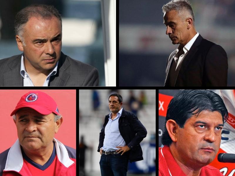 El desfile de entrenadores en Veracruz