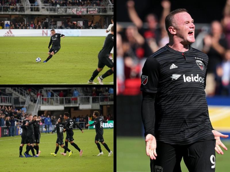 El gol de Rooney que le está dando la vuelta al mundo