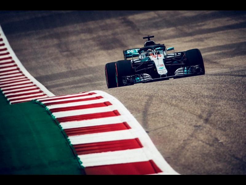 Hamilton se lleva al pole del GP de EU