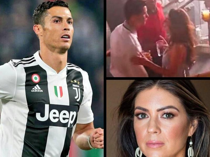 The Sun revela video entre Ronaldo y Kathryn Mayorga