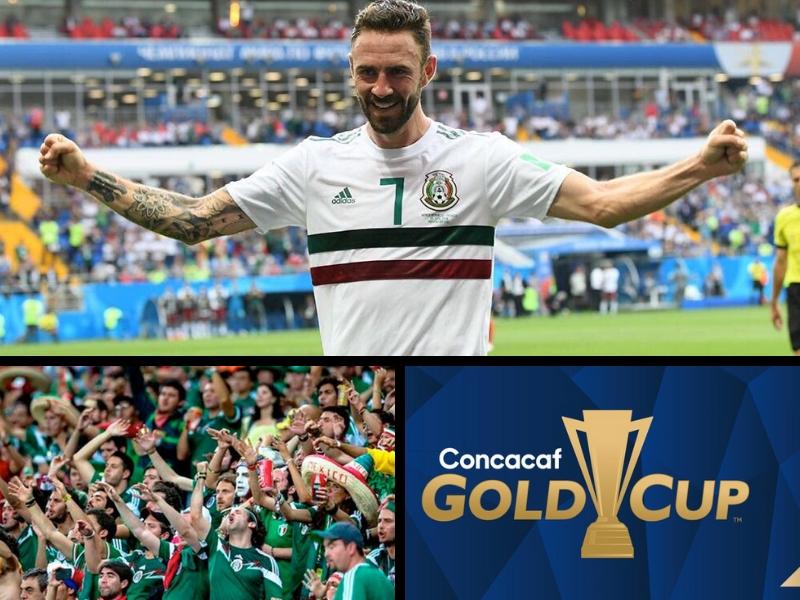 Fechas y horarios para los partidos del TRI en la Copa Oro 2019