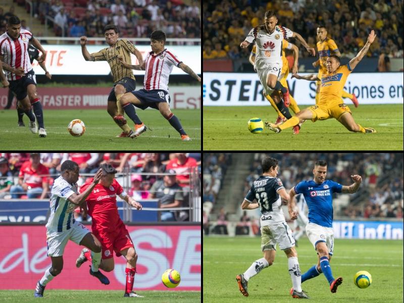 Pronósticos para la jornada 12 del Apertura 2018