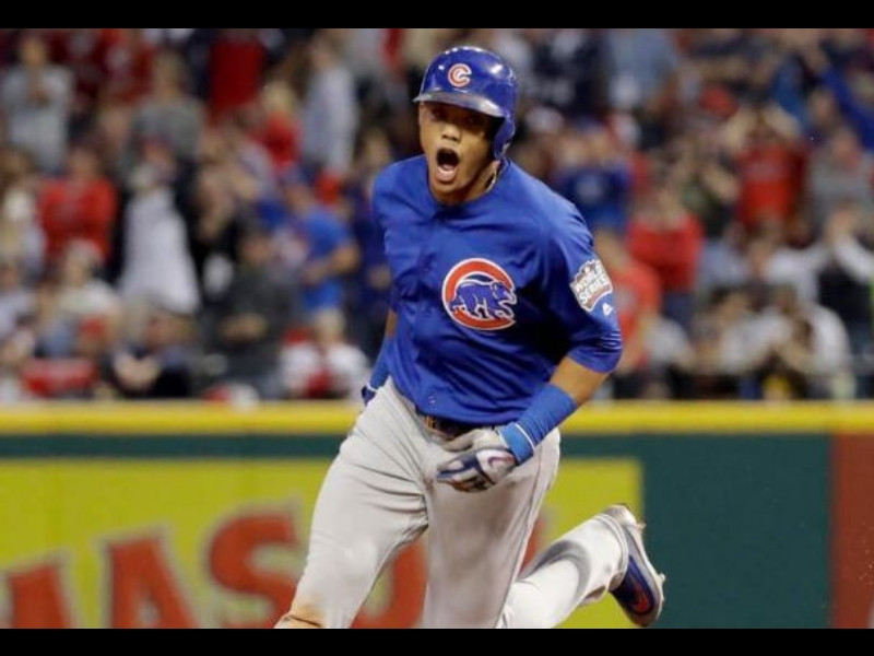 La MLB suspende 40 juegos a Addison Russell