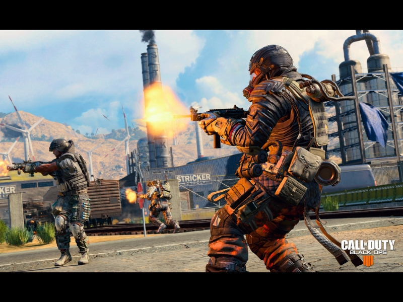 Lanzan Call of Duty: Black Ops 4