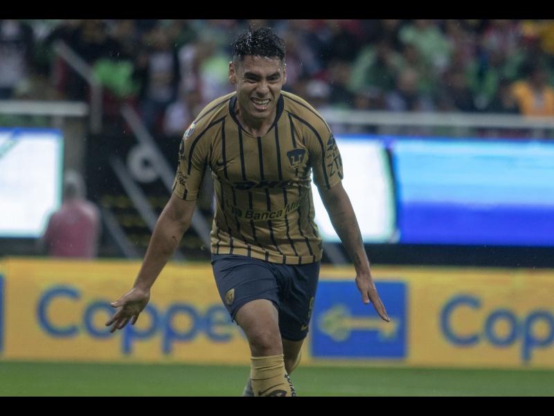¡Pumas volvió a ganar en Guadalajara!