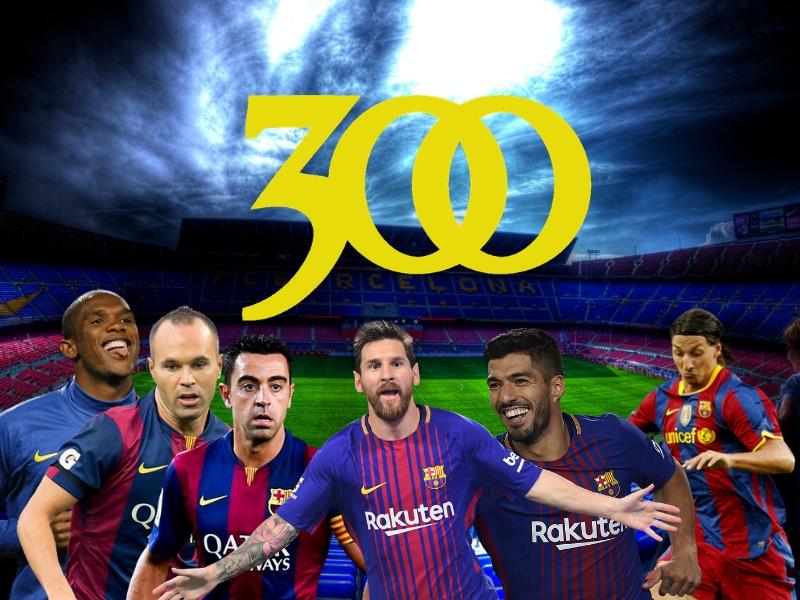5 momentos del Barcelona en Champions League