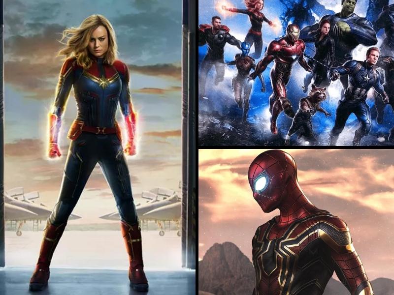 Películas de Marvel para el 2019