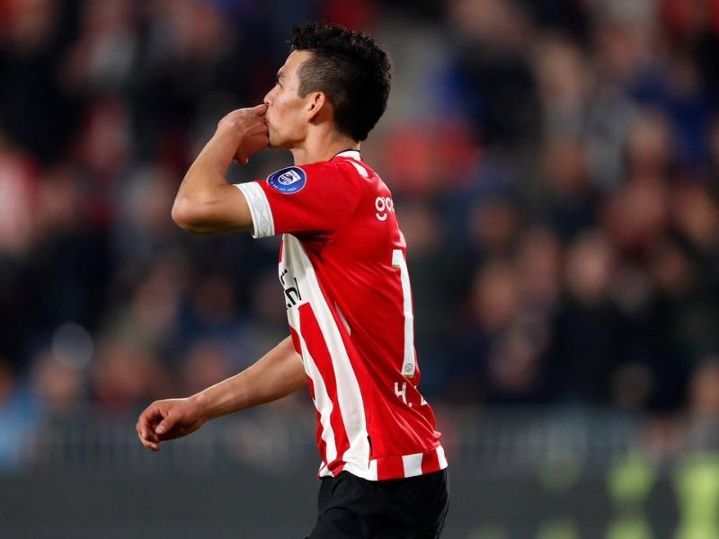 Doblete y asistencia de Chucky le dan la victoria al PSV