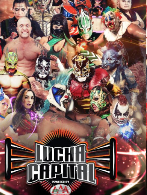 AAA presenta 'Lucha Capital'