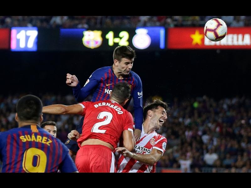 La FIFA prohíbe a Barcelona jugar en E.U.A.
