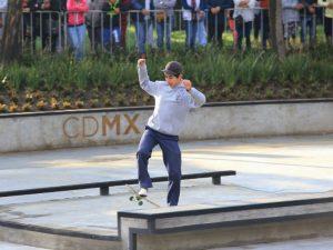 Lugares para practicar el skateboarding en la CDMX