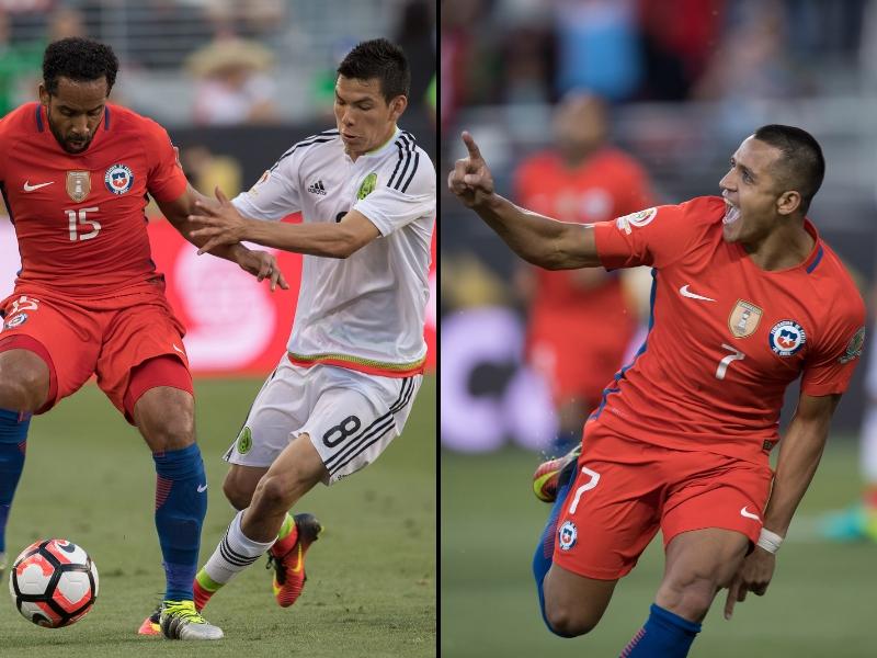 Sobrevivientes del 7-0 contra Chile