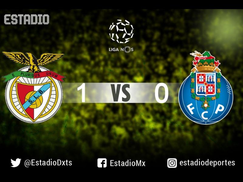 Ni Herrera ni Corona pudieron con Benfica